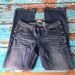 BKE Jeans - BKE Stella Distressed Bootcut Jeans